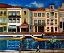 Aveiro on the Canal