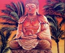Buddha in the Glow