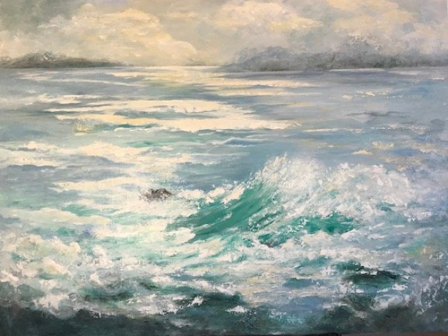 Coastal Splash