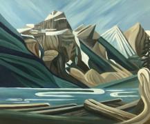 Moraine Lake #1